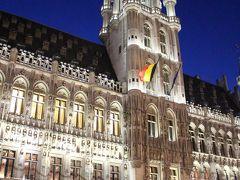 2020 新年ベネルクス旅行 その1、ブリュッセル着