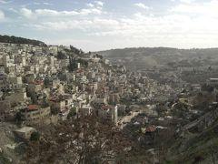 世界一周の思い出 イスラエル③聖地シオン山、オリーブ山巡り