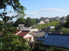 海老名市街の相模國分寺と伊勢山自然公園を参拝・散策しました