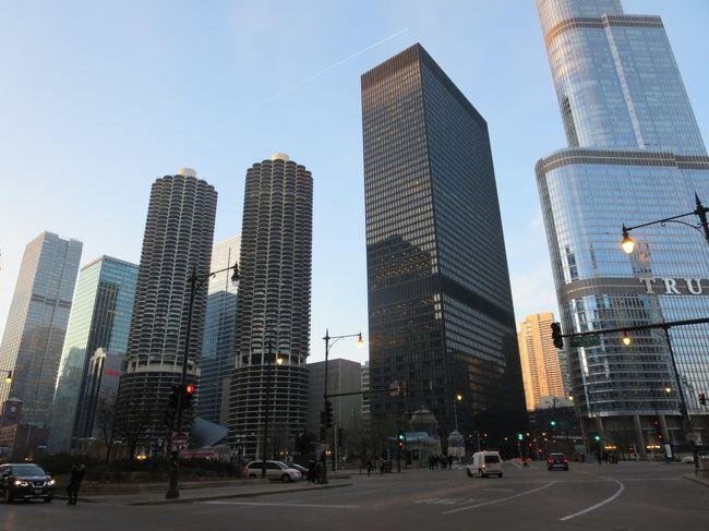 シカゴは学生の頃にイリノイ州に留学していて、2回日帰りで訪れました。<br />その後1回乗り換えで使ったきりなので、ほぼ記憶ないので今回初シカゴのようなものです。目的はライブ3日間見ること。<br /><br />wifi 1316円 4G ワイホーで。<br />