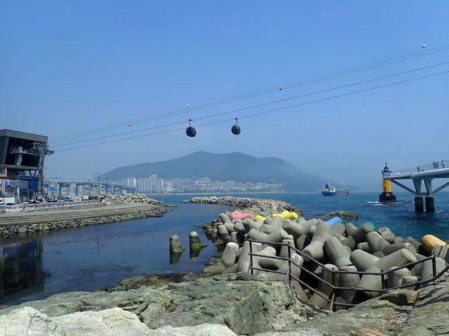 新型コロナウイルスが収束しつつある韓国。ソウルから釜山までふらりと旅行に行きました。<br />釜山は美味しいものがいっぱい!新スポットをあちこち周り、楽しい旅となりました。