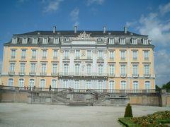 ケルン近郊のロココ宮殿、世界遺産