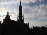 COLORS 橙・青・翠玉色の憧憬 Croatia へ2019 夏 1st days ~まずはブリュッセルへ