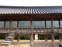 韓国 安東にて古建築めぐり