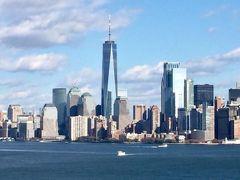 ニューヨークひとり旅  @リバティ島へ