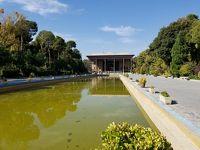 4度目のイラン訪問「40柱宮殿」