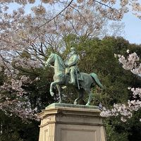 2020年3月 上野公園で花見 ついでに鶯谷&日暮里
