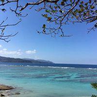 奄美大島でふたりキャンプ 奄美ブルーに芯まで癒される