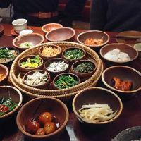 コロナ不安の中、孫の初海外でソウルに家族旅行しました。