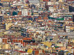 回顧録 4泊7日 スペイン バルセロナ・サラゴサ万博 その4 モンジュイックの丘で景色を楽しむ