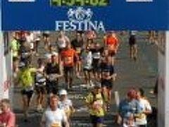ベルリンマラソンを走って、プラハへ