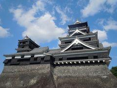震災前に行けて良かった、、熊本城!