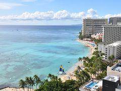 三世代でコンドミニアムに泊まるハワイ島&ワイキキの旅 ③ハワイ島~オアフに移動 ワイキキ その1