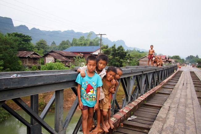 ■ パニャーン村の子供たち