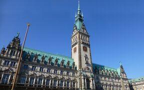 2014夏 北ドイツとメルヘン街道の旅01:最初はハンブルク