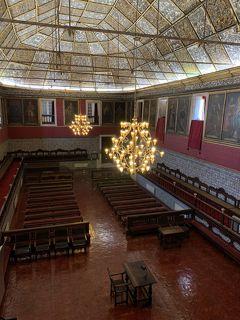 5つ星宮殿ホテル(3泊目)とポサーダ(2泊目)で過ごす 悠久のポルトガル6日間 -5