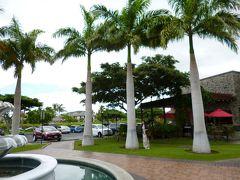 ハワイ島 マイプラン・・・ショッピングセンターで楽しいひと時を過ごしました