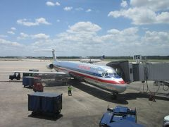 アメリカン航空 ファーストクラス ダラスからヒューストン 乗り継ぎ失敗
