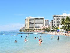 三世代でコンドミニアムに泊まるハワイ島&ワイキキの旅 ④ワイキキ その2