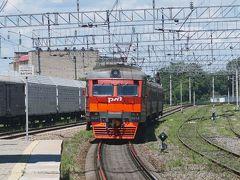 極東ロシア鉄道の旅 ウラジオストク ハバロフスク(その4 ウラジオストク街歩きとシベリア鉄道チョイ乗り)