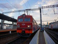 極東ロシア鉄道の旅 ウラジオストク ハバロフスク(その5 シベリア鉄道夜行寝台列車でハバロフスクへ)