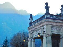 サン・ペッレグリーノ・テルメ かつての温泉リゾート地が復活の兆しを見せています