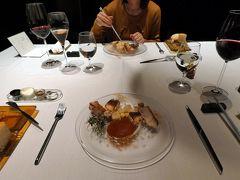09.GWのエクシブ箱根離宮2泊 完全個室 イタリア料理 リストランテ ターナの夕食