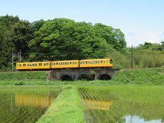 小ささを楽しむ三岐鉄道北勢線 乗り鉄の旅