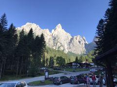 2019夏 ドロミテのアルタビア2に挑戦 Alta via 2 in Doromite(10)