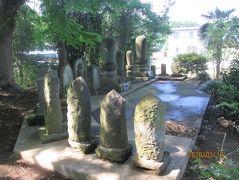 柏市の布施・八坂神社・石仏