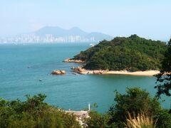 香港★香港は今日も元気です 馬灣の最高峰目指してプチハイキング ~東灣・大排咀・大嶺頭~
