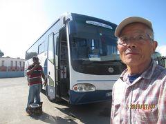サンティアゴ・デ・クーパでバイクタクシーに乗る