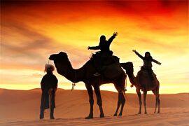 突撃!ジモティ☆ベルベル教室♪オカンと味わう ディープな砂漠【アダルト娘と旅するモロッコ-7(Merzouga)】
