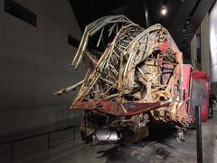 ニューヨークひとり旅  @911 メモリアルパーク ミュージアム