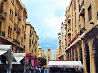 レバノン ベイルート 2011