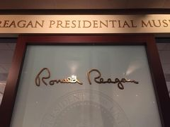 アメリカ西海岸の旅  @ロナルド・レーガン記念図書館