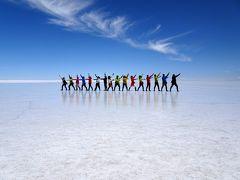 【10】南米大周遊、憧れの絶景を巡るブラボーな14日間(by Crystalheart)感動のウユニ塩湖1