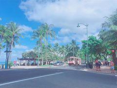 ANAで行く!女2人Hawaiiリフレッシュ3泊5日の旅 Day1