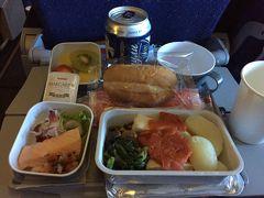 アエロフロート 機内食 低カロリー食