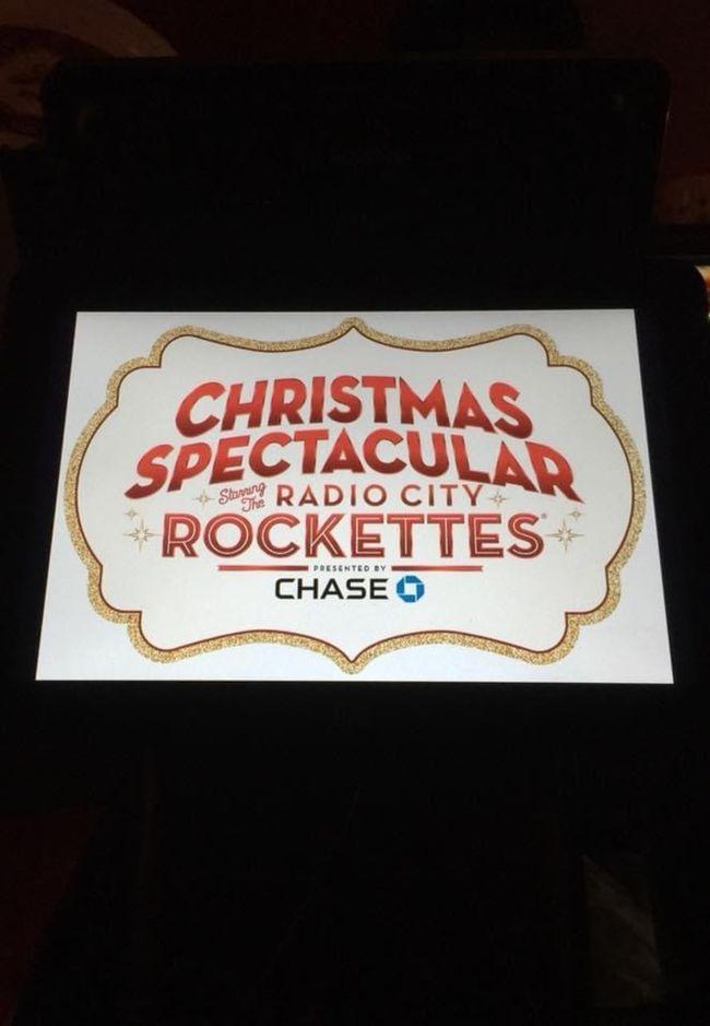 ニューヨークひとり旅  @RADIO CITY