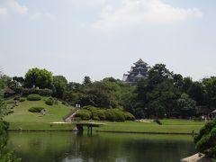 後楽園・岡山城と吉備津神社