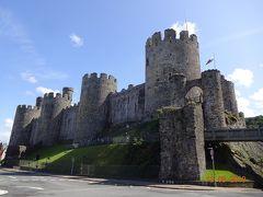 イギリスの古城を訪ねて、5泊6日で駆け足のほぼ一人旅(3/4:コンウィ編)