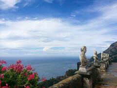 夏の南イタリア一人旅-4 ラヴェッロから徒歩でアマルフィまで行ってみよう!