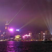 2019 マカオ・香港の旅 2 香港夜景めぐり