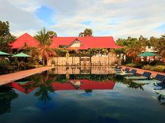 夏旅カンボジア★約20年ぶり バンコクエアウェイズ利用 バンコクからシェムリアップへ ~PMアンコールリゾート~