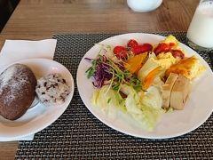 ホテルドゥアの朝食 高雄 美麗島