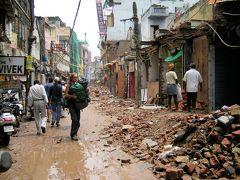 2010 夏 インドの旅① 初インド上陸、衝撃のデリーの巻