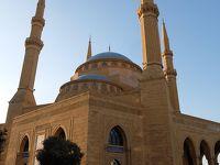 ベイルート市内 定番スポットをお散歩