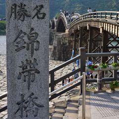 二日目午後は、錦帯橋まつりへ