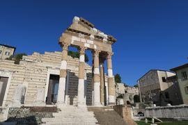 もう一度行きたいブレシア!カピトリーノ神殿がある考古学博物館へ。